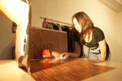 Zina Papadopoulou in Lena Platonos: Moving House
